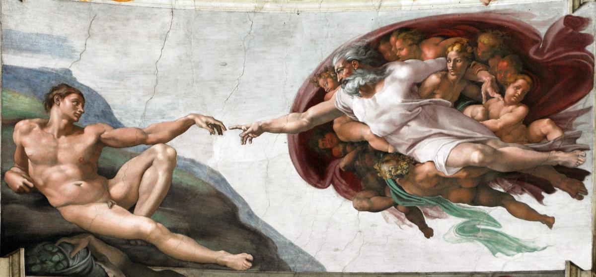 Capela Sistina, arte e religião