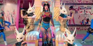 Apropriação cultural Katy Perry