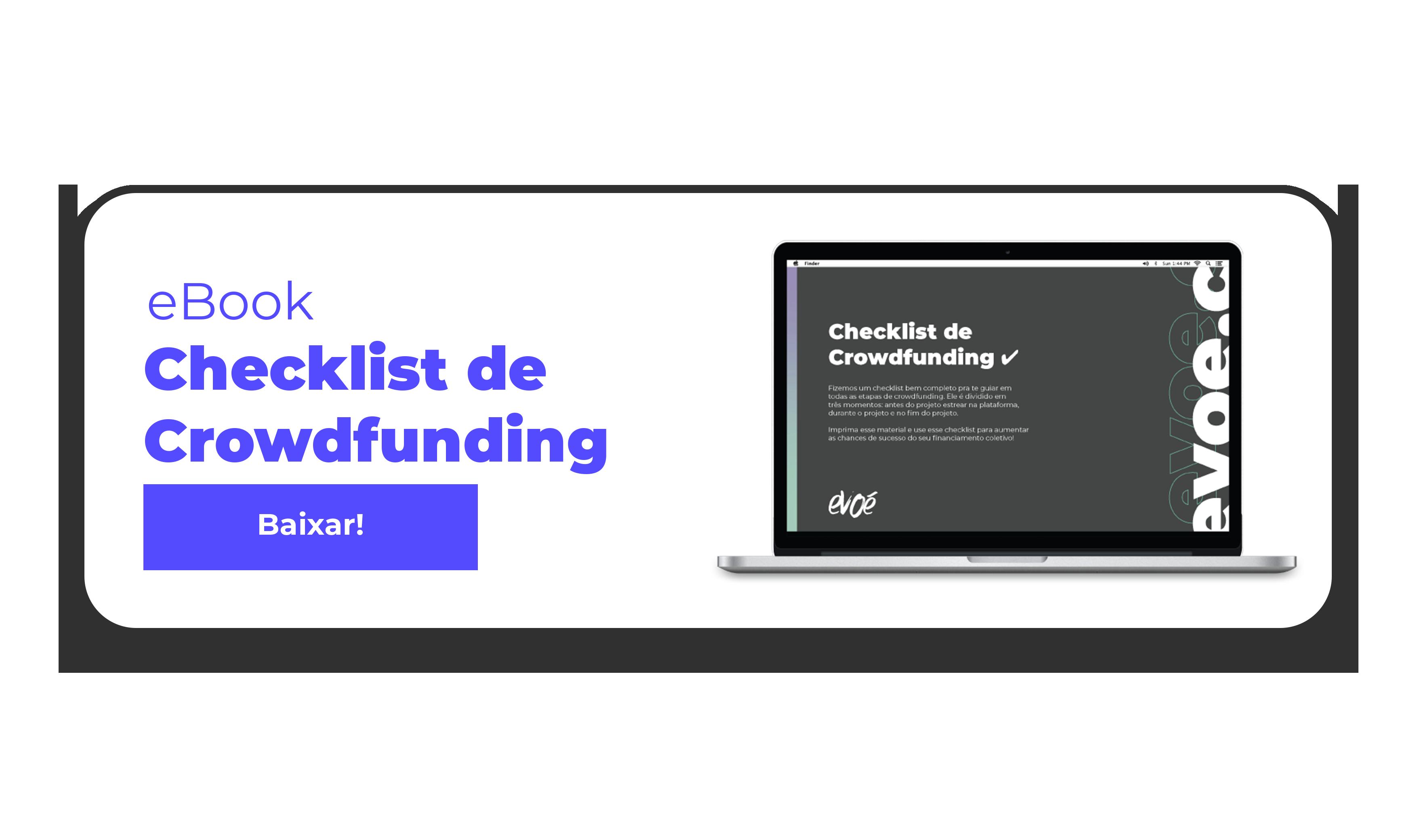 Checklist de crowdfunding