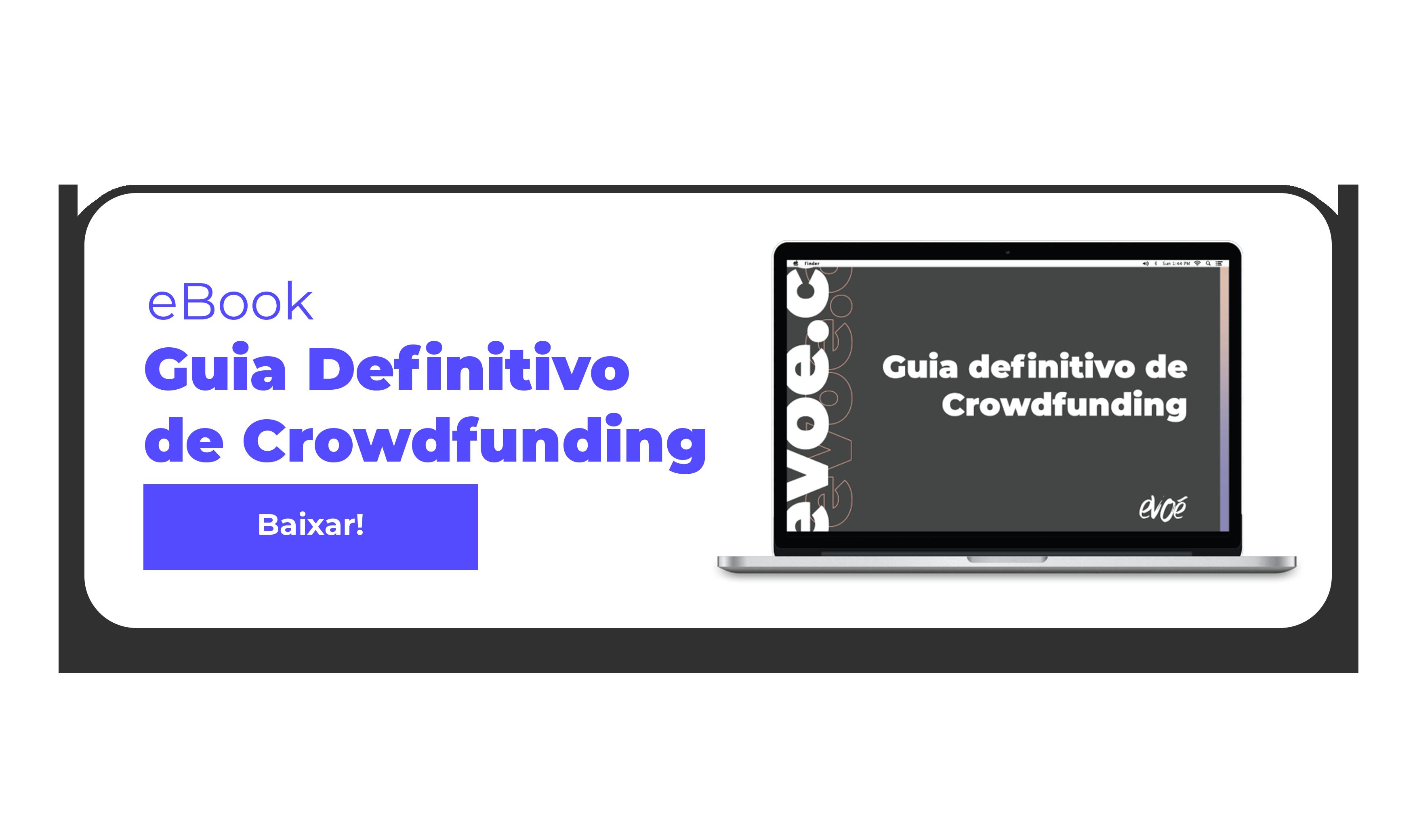 Guia definitivo de crowdfunding