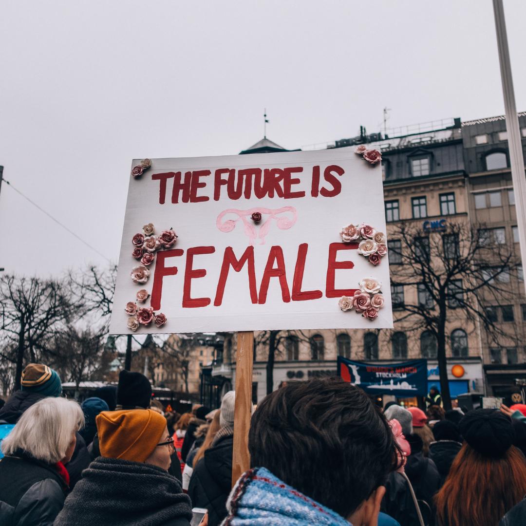 Mulheres Na Política e Sua Representatividade.