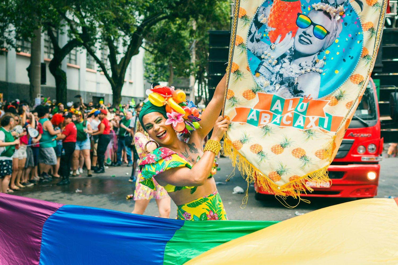 Financiamento Coletivo para Carnaval.