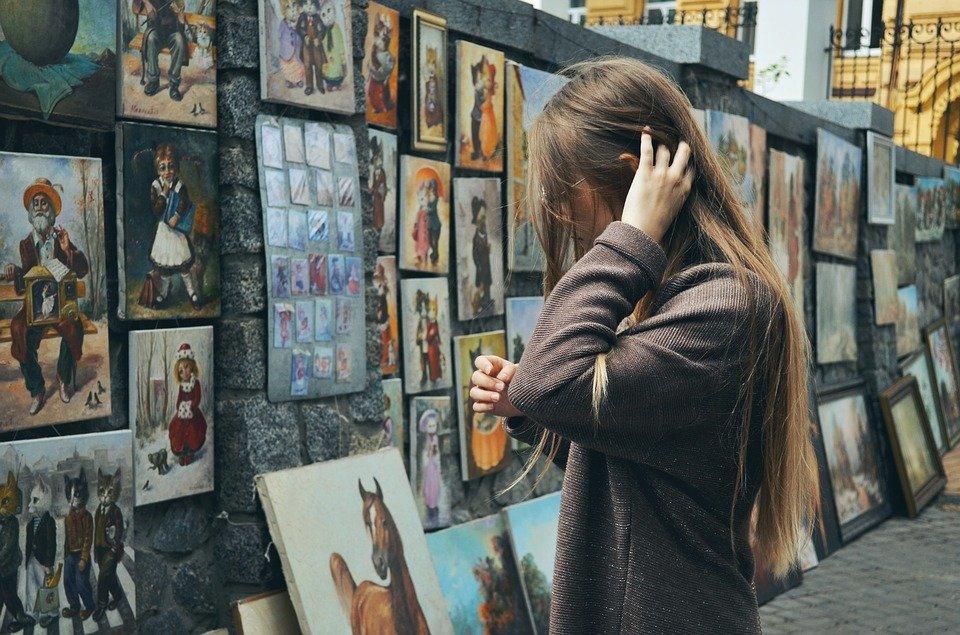 onde achar a arte ideal