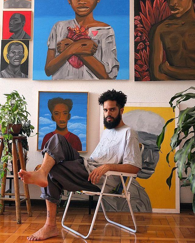 Descolonizarte, as artes visuais de um ponto de vista decolonial.