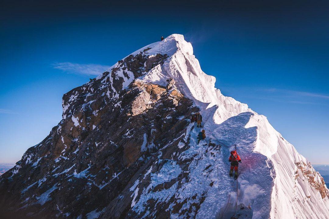 Gustavo Ziller e o Everest