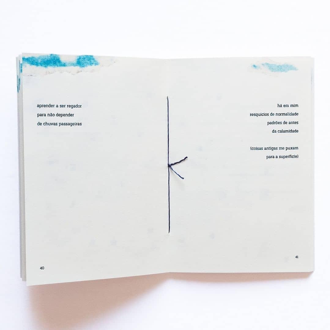 Nuvílineas, a primeira publicação solo da escritora Lara de Paula!